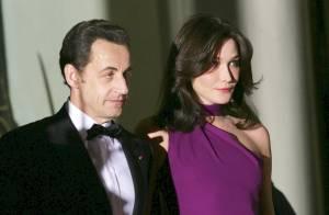 Elizabeth II d'Angleterre ne serait pas emballée par la future visite du couple Sarkozy