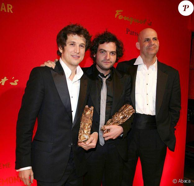 Matthieu Chedid a tourné pour son grand copain Guillaume Canet... On le verra dans Les Petits Mouchoirs, dans une scène comique !