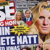 Madeleine de Suède : Trompée par Jonas, la princesse rompt officiellement ses fiançailles !