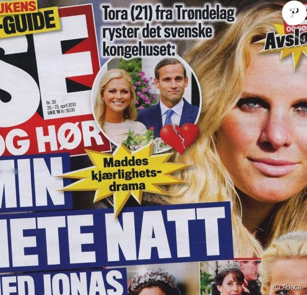 Après 7 ans d'idylle, Madeleine de Suède a rompu ses fiançailles avec Jonas Bergström, alors qu'une love affair que celui-ci aurait eu en 2009 défraye la chronique scandinave...