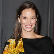 Christy Turlington, le plus beau des soutiens pour son mari...