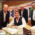 Le 23 avril 2010, David Hasselhoff présentait son autobiographie  Making waves  à Salzbourg