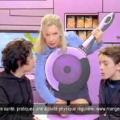 """On a retrouvé Blandine, de Sous le Soleil, et sa cuisine est... """"de la balle"""" !"""