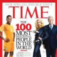 Lady Gaga en couverture de Time