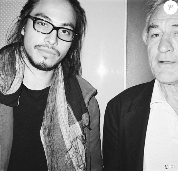 Kim Chapiron et Robert de Niro