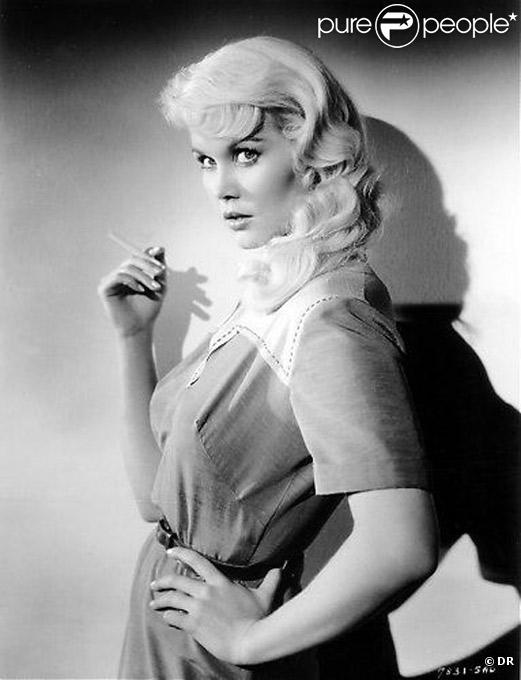 Dorothy Provine à la fin des années 50 dans le rôle de Bonnie Parker
