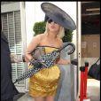 Une idée qui plaît beaucoup à Lady Gaga qui la reprend de ce pas !