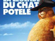 """""""Shrek 4"""" : Regardez l'adorable Chat Potté devenu... un énorme matou, le Chat Potelé !"""