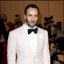Tom Ford au MET Ball 2010 à New York le 3 mai 2010.