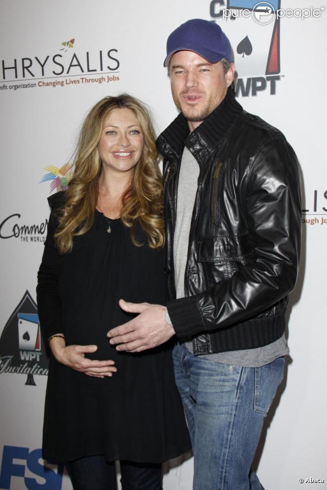 Eric Dane et son épouse Rebecca Gayheart