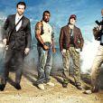 La bande-annonce du film  L'Agence tous risques , en salles le 16 juin 2010.