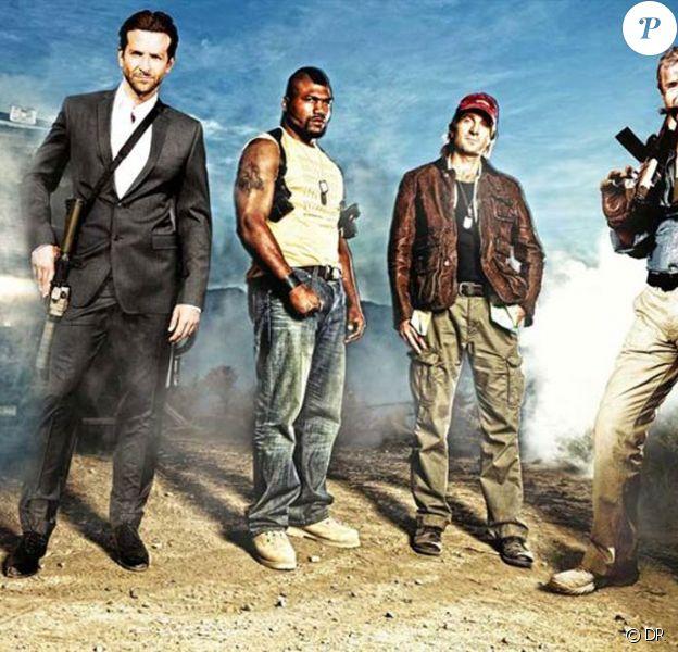 Des images de L'agence tous risques, de Joe Carnahan, en salles le 16 juin 2010.
