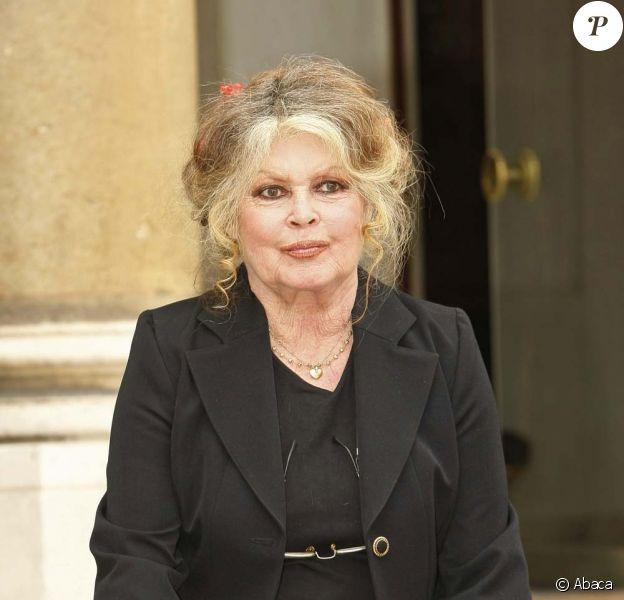 Brigitte Bardot écrit à Brice Hortefeux pour dénoncer le traffic de chiens, le 11 mai 2010 !
