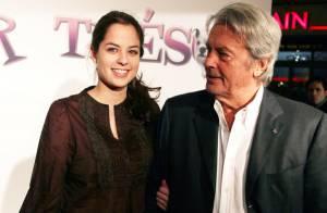 Anouchka Delon : La fille du grand Delon et de la belle Rosalie Van Breemen... n'est plus un coeur à prendre !