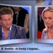 """Regardez Vendetta clasher Cécile de Ménibus : """"J'ai pas couché pour aller à la télé"""" !"""