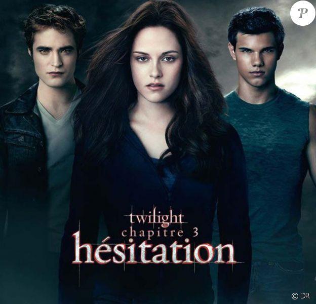 Twilight - Chapitre 3 : hésitation, dans les salles le 7 juillet 2010 !
