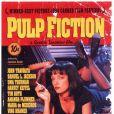 L'affiche du film Pulp Fiction, primé à Cannes en 1994.