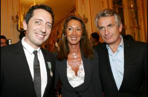 Gilbert Coullier : le producteur des stars honoré par Nicolas Sarkozy car... il le mérite !