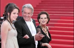 Quand Anouchka Delon se confie sur son père Alain :