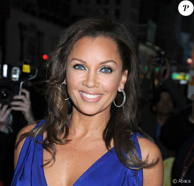 L'actrice américaine Vanessa Williams