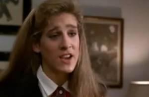 Regardez Sarah Jessica Parker quand elle était une jeune fille espiègle et... maléfique !