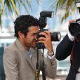 Jamel Debbouze lors du photocall du film Hors-la-loi le 21 mai 2010 durant le festival de Cannes