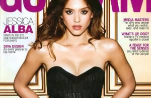 PHOTOS : Jessica Alba, la bomba latina fait la Une de Gotham !