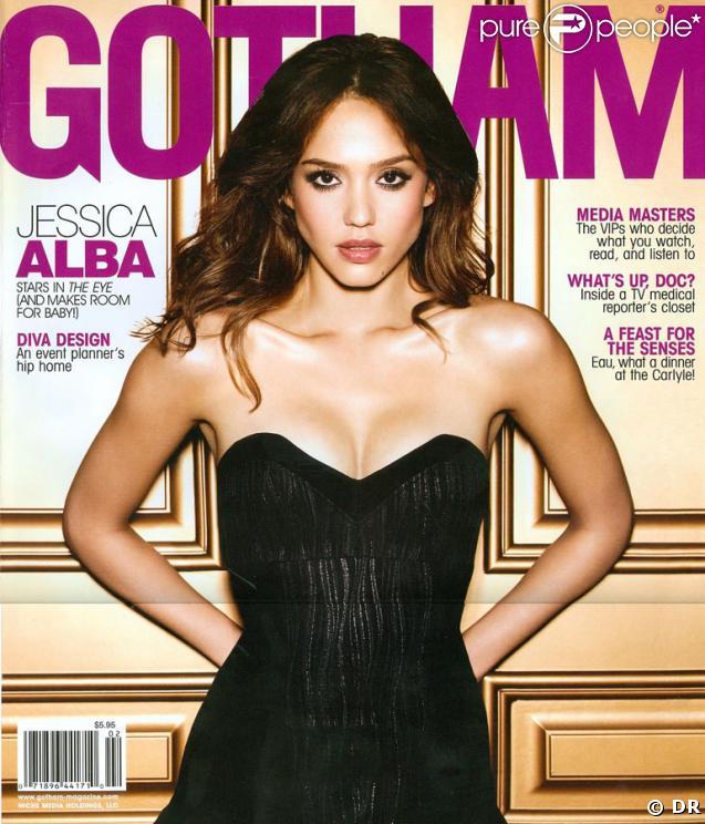 Jessica Alba dans Gotham