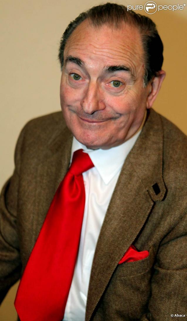 Pierre Etaix (photo : au festival Lumière fin 2009) était à Cannes en mai 2010 pour présenter  Le Grand Amour , enfin restauré.