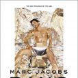 """Marc Jacobs ambassadeur de son nouveau parfum """"Bang"""""""