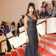 Le top model britannique Naomi Campbell qui a fêté ses 40 ans le 22 mai 2010