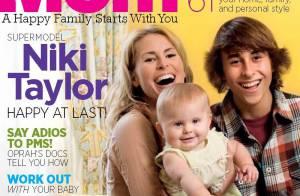 Niki Taylor : L'ancien top, reconverti en maman modèle, nous présente sa belle famille !