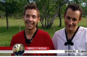 Pékin Express 5 : L'ex-couple Nicolas et Fabrice est éliminé... après avoir été mis en garde à vue !