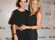 Les superbes Courteney Cox et Jennifer Aniston : un élégant duo toujours aussi complice !