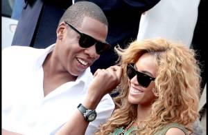 Roland-Garros 2010 : Beyoncé et Jay-Z ont savouré la finale avec un cocktail de tendresse !