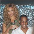 Jay-Z et Beyoncé à l'Arc le 6 juin 2010
