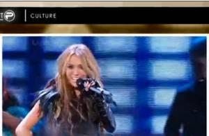 JT Purepeople : Le baiser lesbien de Miley Cyrus et la nouvelle coupe de Rihanna au centre de toutes les conversations !
