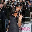 Kelly Rowland lors de la cérémonie des Glamour Awards le 8 juin 2010