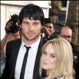 Duffy et son amoureux lors de la cérémonie des Glamour Awards le 8 juin 2010