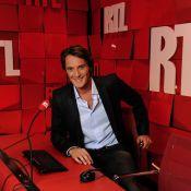 Vincent Cerutti : le chéri de Miss france 2009 Chloé Mortaud est le nouveau poulain de RTL !