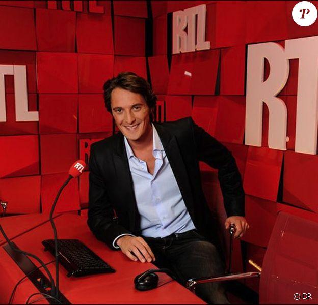 Vincent Cerutti, le nouveau poulain de RTL