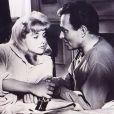 James Manson et Sue Lyon dans  Lolita  de Stanley Kubrick en 1962.