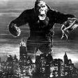 Fay Wray aux prises de King Kong en 1933