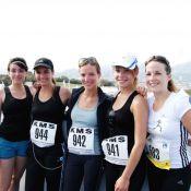 Plus Belle La Vie : Aurélie Vaneck, Laetitia Milot et Dounia Coesens ont couru de tout leur coeur !