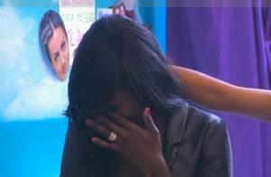 Dilemme : Lucie-Ange, trahie, s'effondre en larmes, l'insider fugue et Jéremy est le héros du jour !