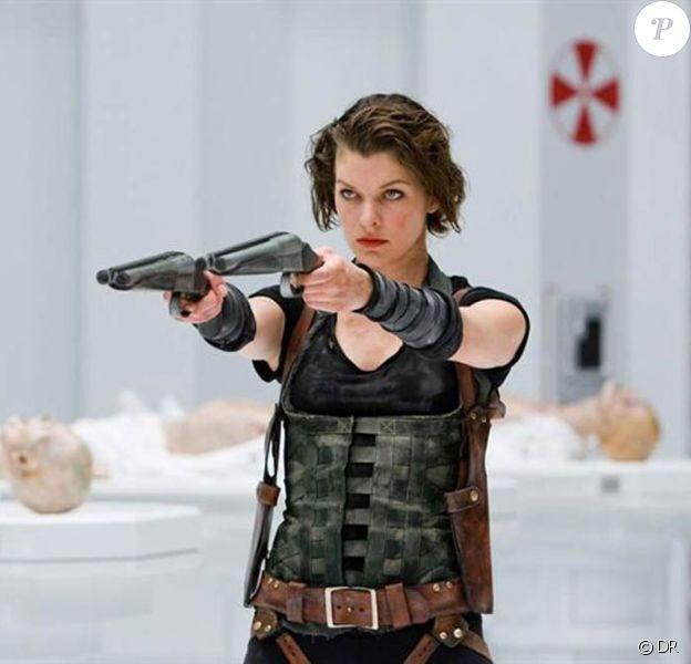 Des images de Resident Evil : Afterlife.