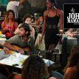 John Mamann a dévoilé avec le troisième single extrait de  Mister Joe ,  On est tous comme ça , un clip très convivial...