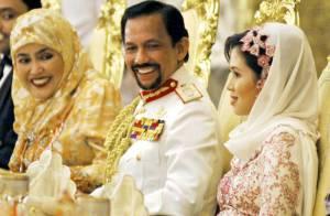 Le sultan de Brunei divorce de sa troisième femme !