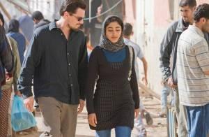 L'actrice Golshifteh Farahani, en exil à cause d'un film avec Leonardo DiCaprio, raconte son quotidien...