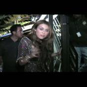 Miley Cyrus : Suivez-la en exclusivité dans les coulisses de sa tournée promo... et découvrez un nouveau titre en live !